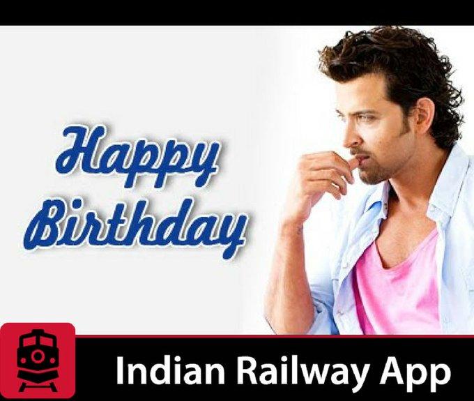 Happy Birthday to Hrithik Roshan!