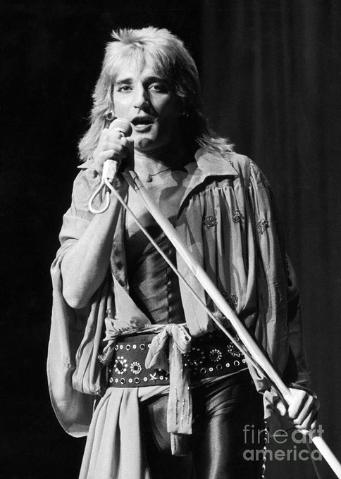 Happy Birthday to Rod Stewart, who turns 72 today!