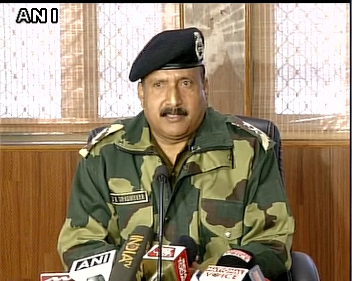 It is a sensitive matter for us, we will probe the whole matter and take actions accordingly: IG BSF, DK Upadhyay on BSF Jawan's video