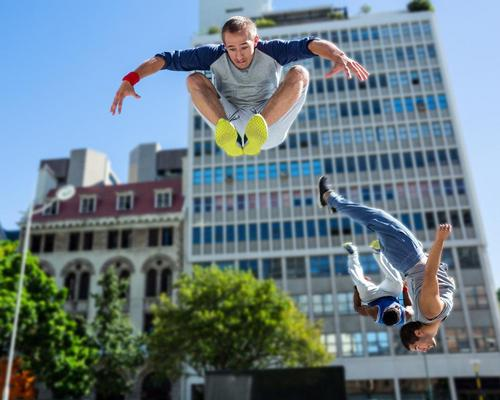 Parkour officially recognised as a sport by government @EugeneMinogue https://t.co/NeIb4Mrsdk https://t.co/9XS9PphHdH