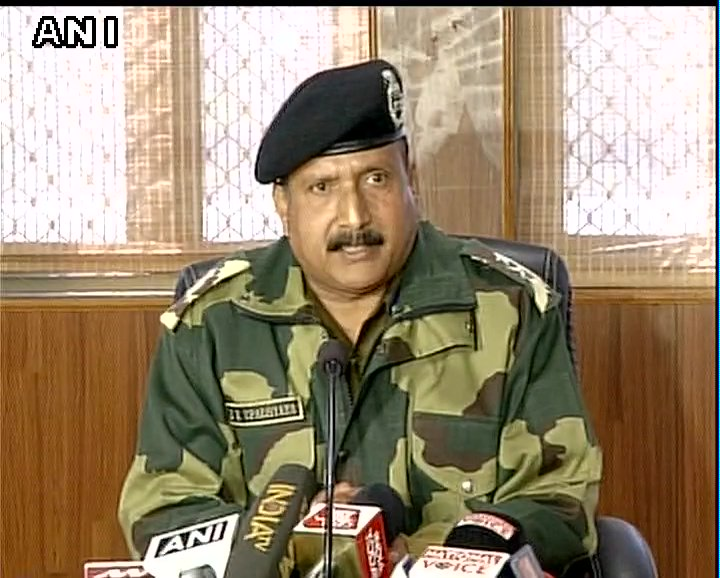 Can't comment on the allegations as yet,enquiry has been ordered. If any lapses found strict action will be taken: IG BSF on BSF Jawan's video