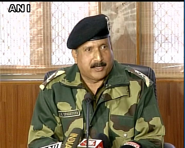 He indulged in indisciplinary actions,was to be court-martialed in 2010;considering his family he wasn't dismissed: IG BSF on Jawan's video