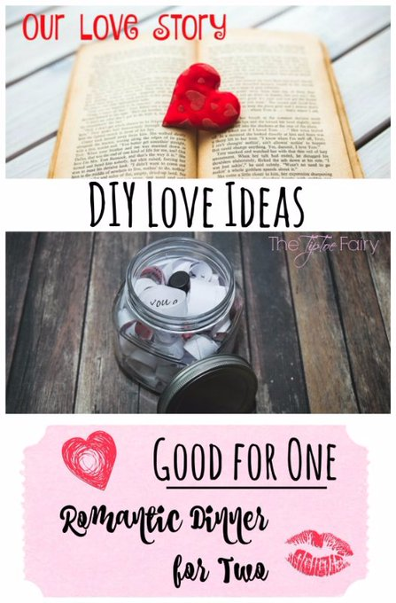 Our Love Story & DIY Ideas for Valentine's Day with FREE Printables