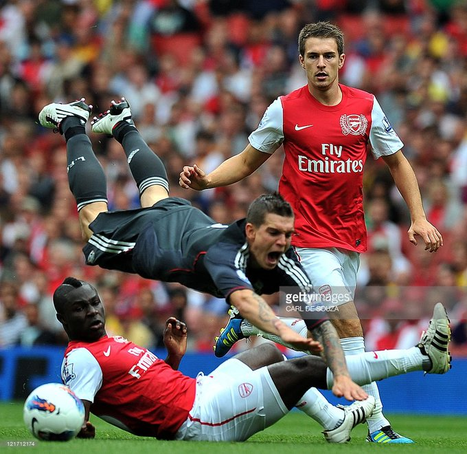 Happy Birthday to Marouane Chamakh and Emmanuel Frimpong!