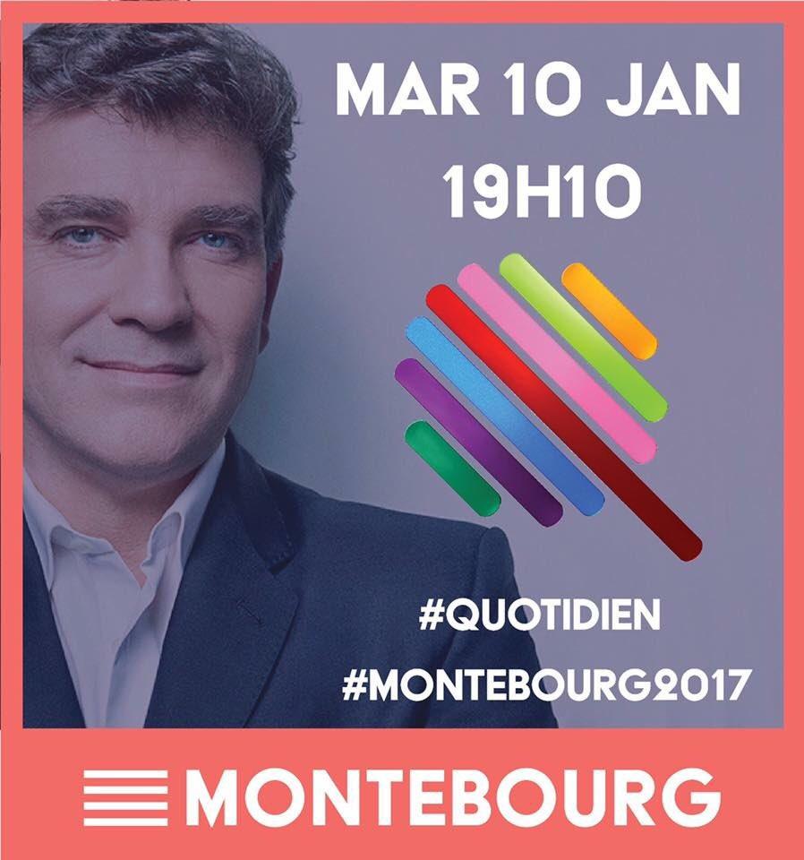 Arnaud #Montebourg est ce soir l&#39;invité de Yann Barthès dans #Quotidien ! @Qofficiel @montebourg<br>http://pic.twitter.com/P8LApftx9f
