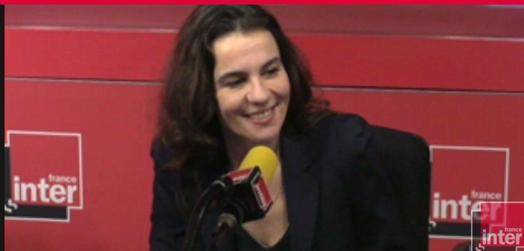 Andrea Rawlins-Gaston à 9h40 @Sonia_Devillers #instantM #franceinter pr le doc &quot;Clandestins&quot; d&#39;autres vies que les vôtres ce soir #france2 <br>http://pic.twitter.com/EEYoqNR9wE