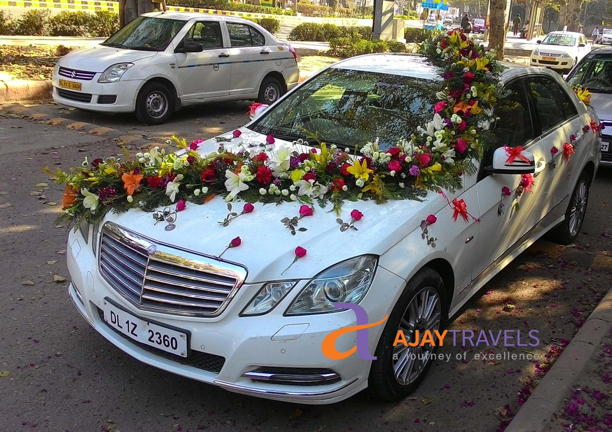Car for the wedding 37