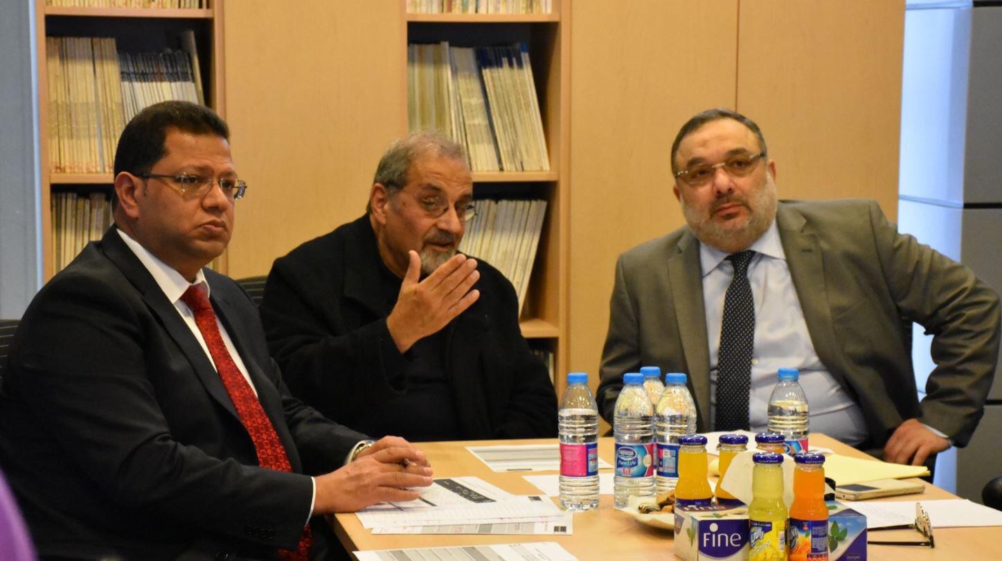 """عبدالعزيز اليوسف🇸🇦 on Twitter: """"اجتماع دراسة تنفيذ #منازل ..."""