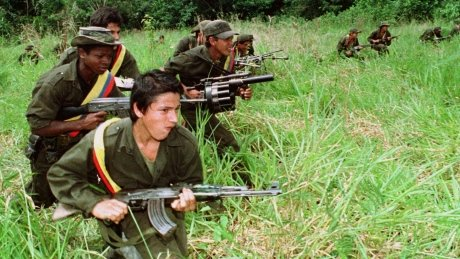 Canada sending police to Colombia to help with peacekeeping