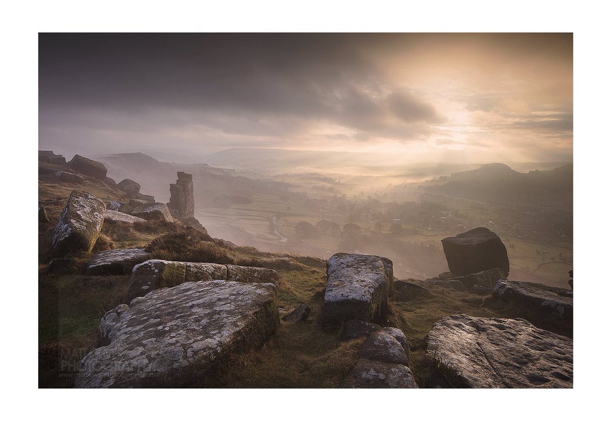 Our first shortlisted #WexMondays shot of 2017 is this spectacular capture of the Peak District from @mattoliver73 https://t.co/QYyPpA9Ecj