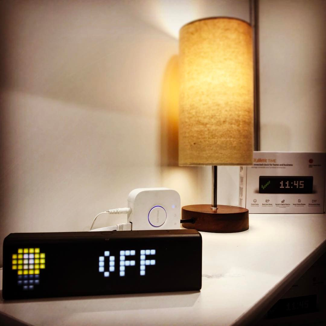 The demonstration of our #smarthome integrations at @CES 2017. #PhilipsHue, #Netatmo, #Alexa, #WeMo. #homeautomation #CES2017 #electronics<br>http://pic.twitter.com/CZmgmLSdZp