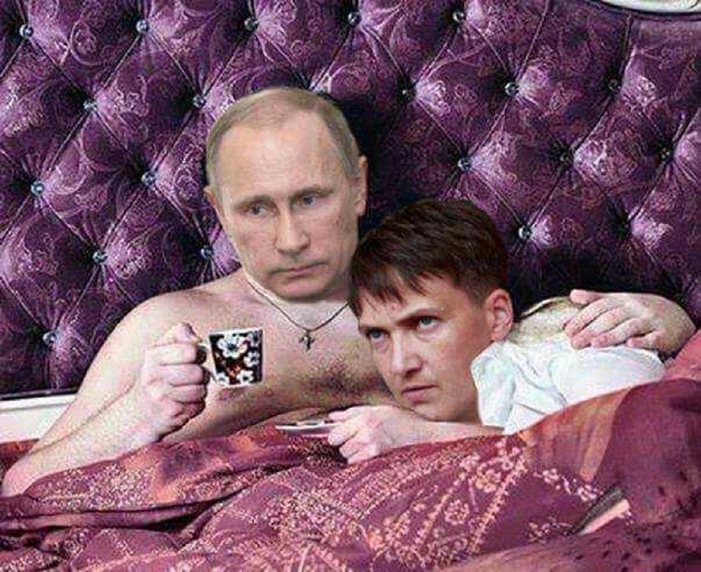"""""""В настоящее время остаюсь в комитете нацбезопасности и обороны"""", - Савченко - Цензор.НЕТ 6440"""