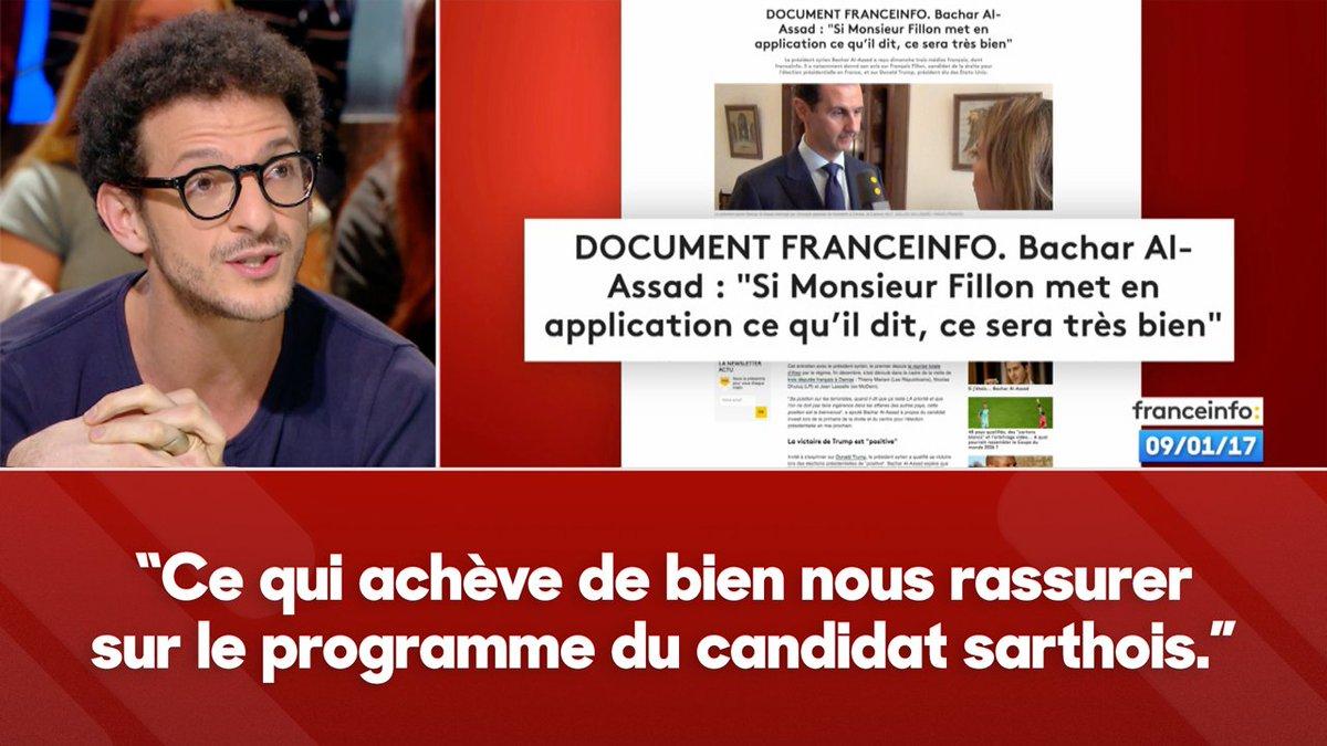 François Fillon a un nouveau soutien un poil encombrant.  Le Q comme Kiosque de Vincent Dedienne :   http://www. tf1.fr/tmc/quotidien- avec-yann-barthes/videos/kiosque-de-vincent-dedienne-y-a-de-joie.html &nbsp; …  #Quotidien <br>http://pic.twitter.com/gELMuczmzj