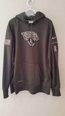 JACKSONVILLE #Jaguars  2015 #Nike #NFL Salute to Service Hoodie XXL MINT !!!!  http:// dlvr.it/N4WqQc  &nbsp;   #Buzz #Mall<br>http://pic.twitter.com/SJsrPSV4zr