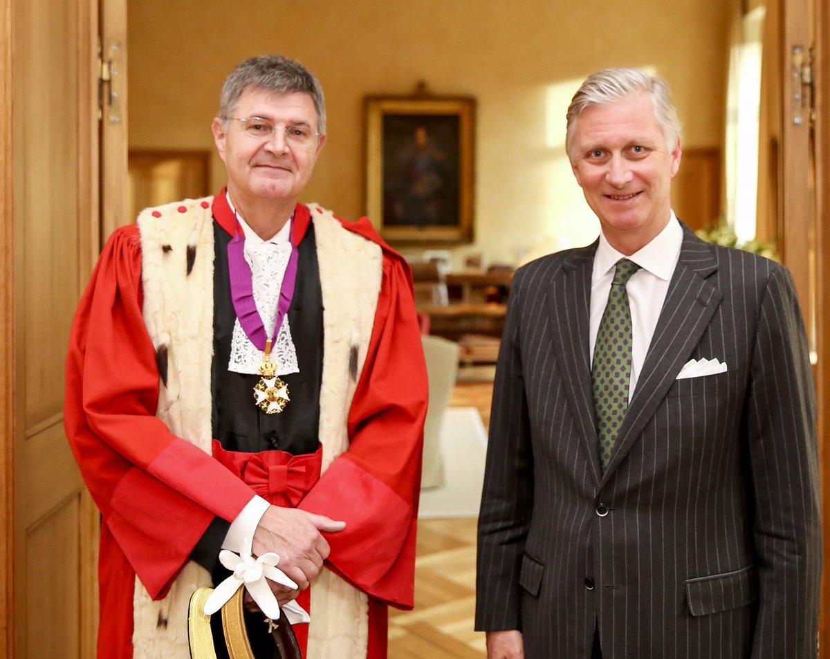 Королевская чета Бельгии вернулась к исполнению обязанностей