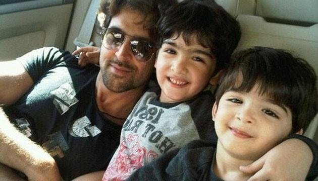 Happy birthday to the amazing actor, dancer and adorable father of two, Hrithik Roshan