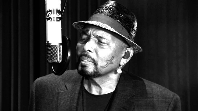 Happy Birthday to Aaron Neville....................