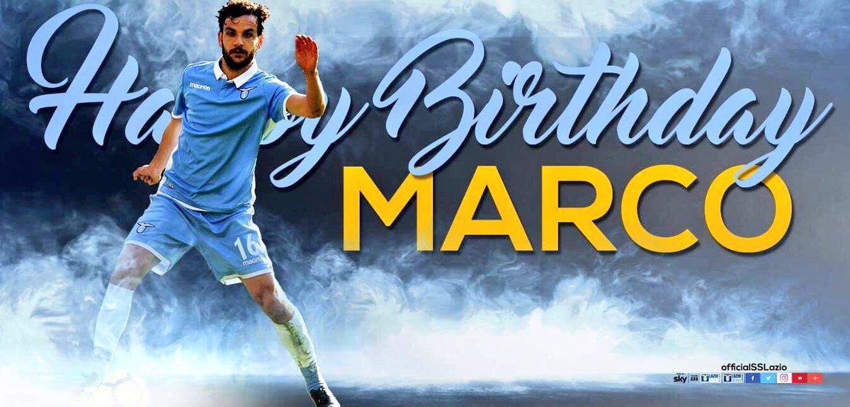 S S Lazio On Twitter Tanti Auguri Marco Parolo 3 2