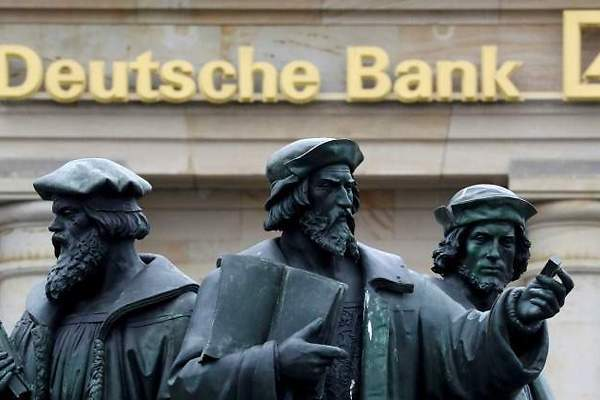 Per Deutsche Bank la multa è con lo sconto