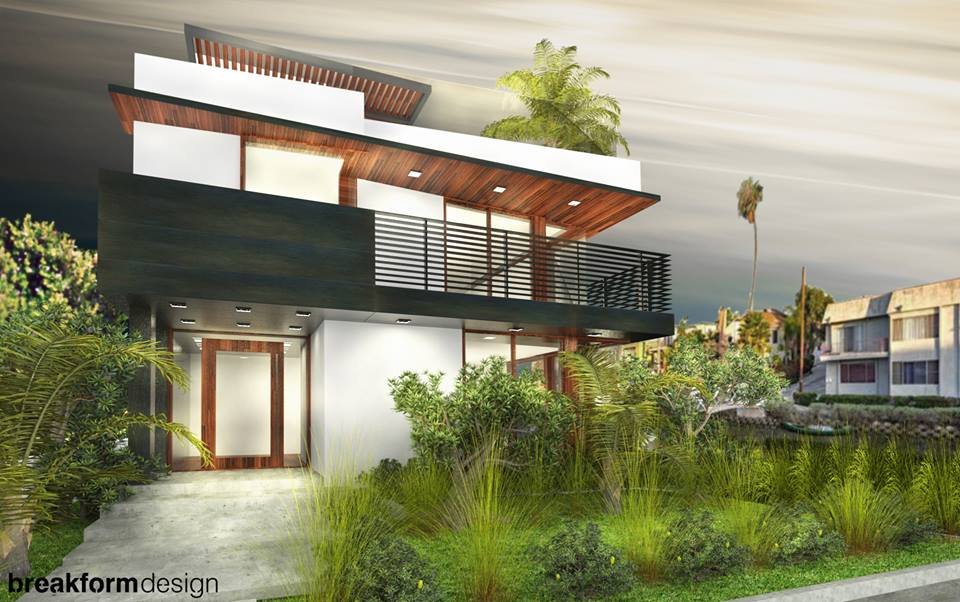 2218 Grand - Awaiting our permits and cannot wait till this amazing home is completed!! #SiliconBeach #BreakformRE #Venice #venicebeach