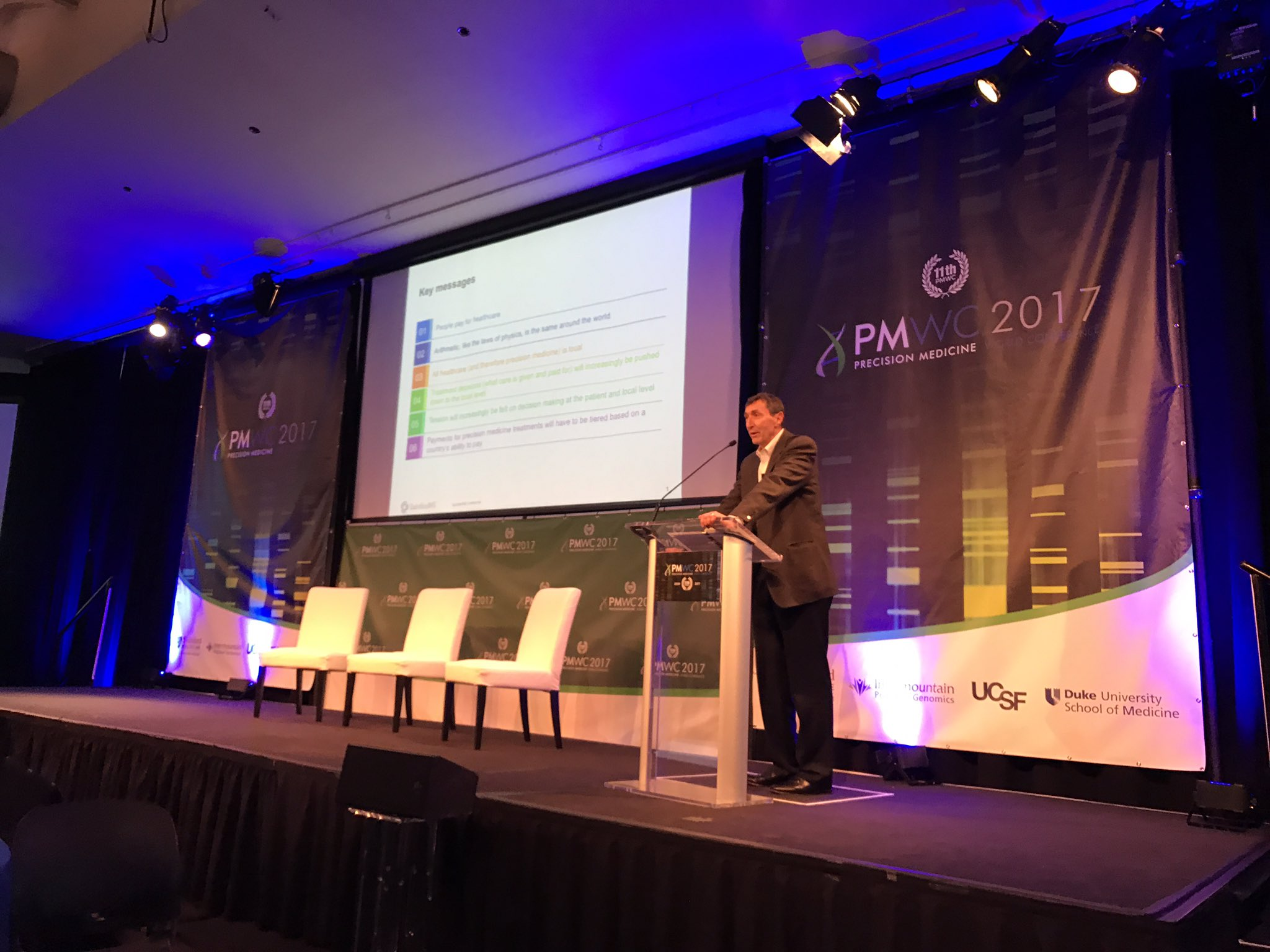 B. Kelly @Quintiles $1 trillion in US could be allocated to PM if we as a society behave differently #PMWC17 https://t.co/qgIDpGoXBS