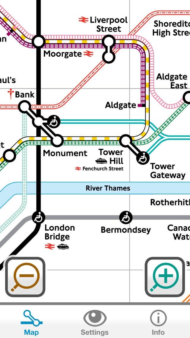さっき駅で声をかけられた。色盲だから地下鉄の地図が読めなくてどの線に乗ればいいかわからなくて困ってる…
