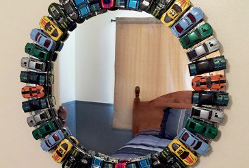 Kids Car Storage