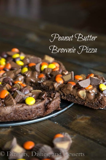 Thirteen Outrageous Chocolate & Peanut Butter Recipes