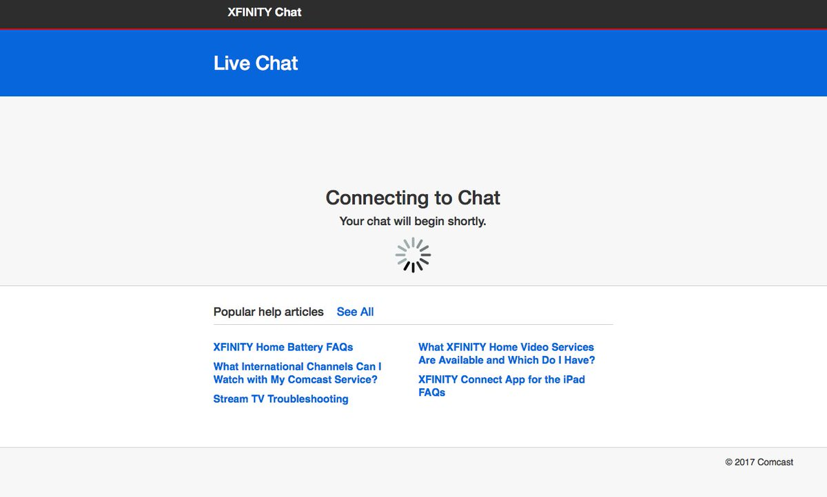 """chad jeffers on twitter: """"is @xfinity service getting even worse"""