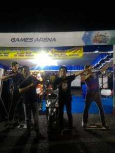 mio z oke!! syairoji #zagoanselfie #suryaprimabanjarbaru #yamahabluecoremotorshow #banjarbaru @yamahaindonesia