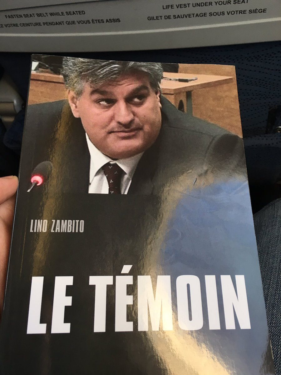 J&#39;ai vraiment aimé la transparence de @lino_zambito dans son livre, Le Témoin. Merci! #polmtl #polqc #ceic <br>http://pic.twitter.com/Sou4ei9fJ4