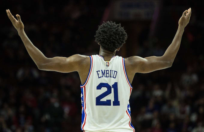 Philadelphia 76ers fans have started #RaiseTheCat on Twitter to celebrate a Sixers win.