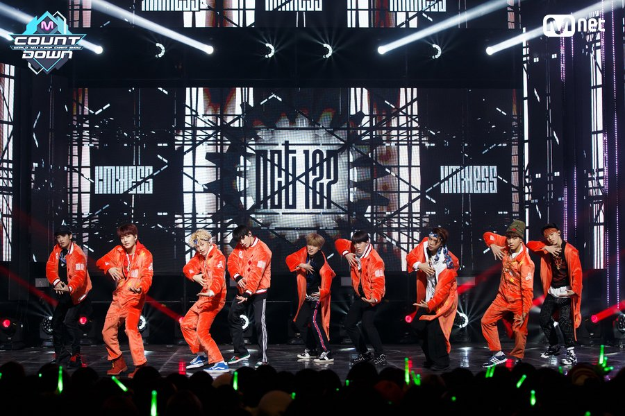 [#MCOUNTDOWN] Ep.507|TOP10 of the week! #NCT127 - #Limitless ♪ World N...