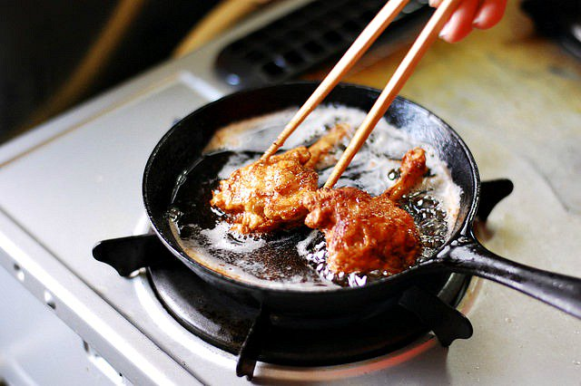 Karaage: Japanese Style Fried Chicken