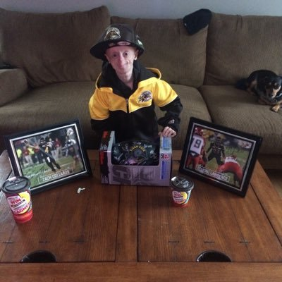 We are devastated to hear about the passing of one of the bravest members in the TigerTown community. RIP Devin. https://t.co/zrnQW2mggA