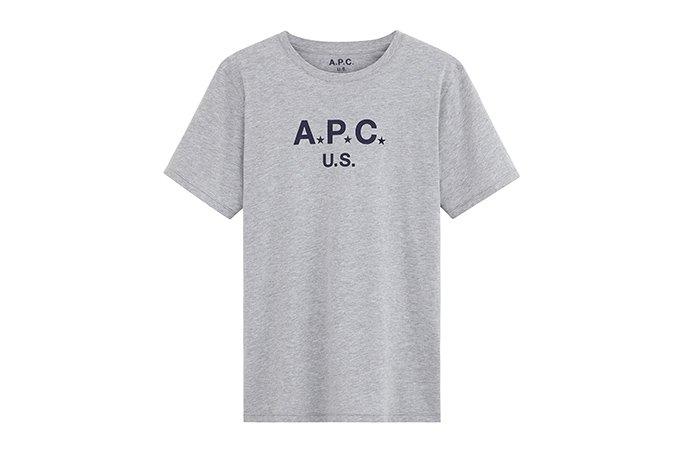 A.P.C.より全工程アメリカ製のジャージウェア - シンプルな作りのスウェットやフーディ fash…