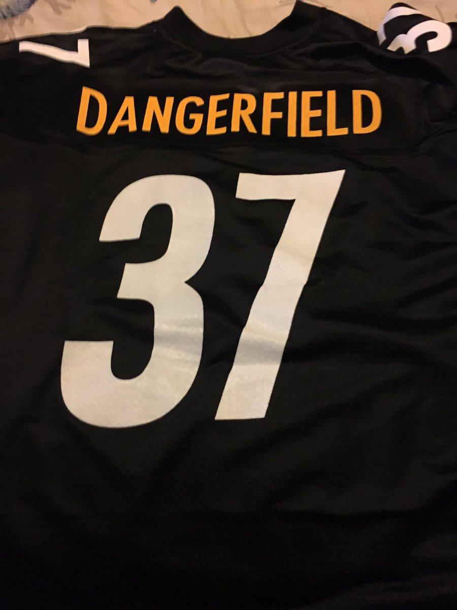 Jordan Dangerfield Jersey