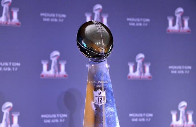 The Falcons and Patriots will square off in Super Bowl LI.