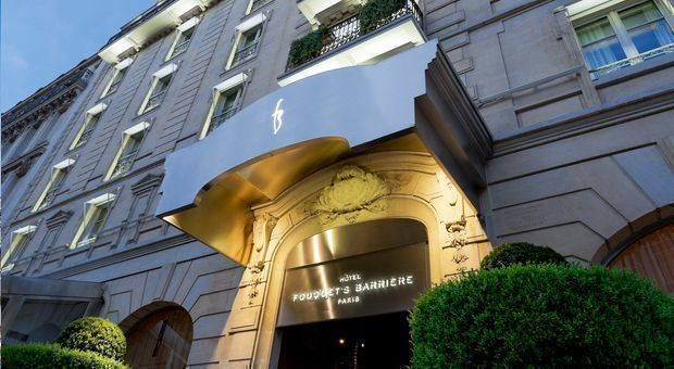 Hotel Fouquet&#39;s Barrire&#39;s #Paris, France Q&amp;A:  http:// buff.ly/2jEXw9N  &nbsp;   #travel #luxury<br>http://pic.twitter.com/2u32GapBho