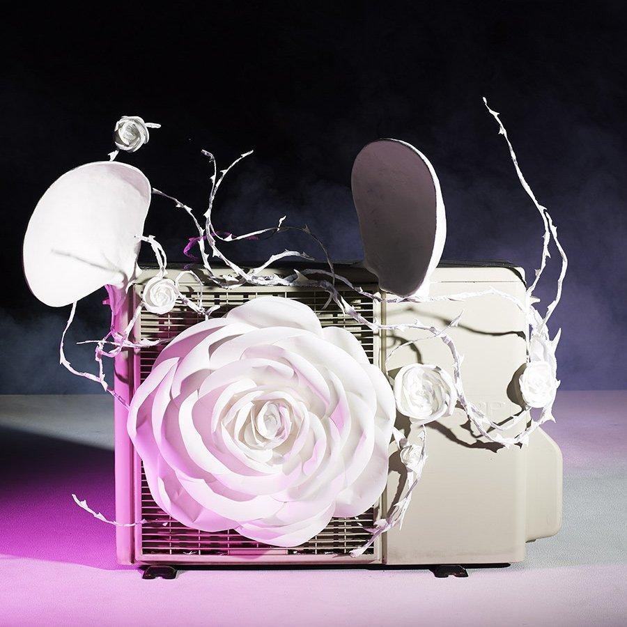 キューン(CUNE) 最新コレクション発表、テーマは「室外機」- 17年春夏全ルック公開 fashi…