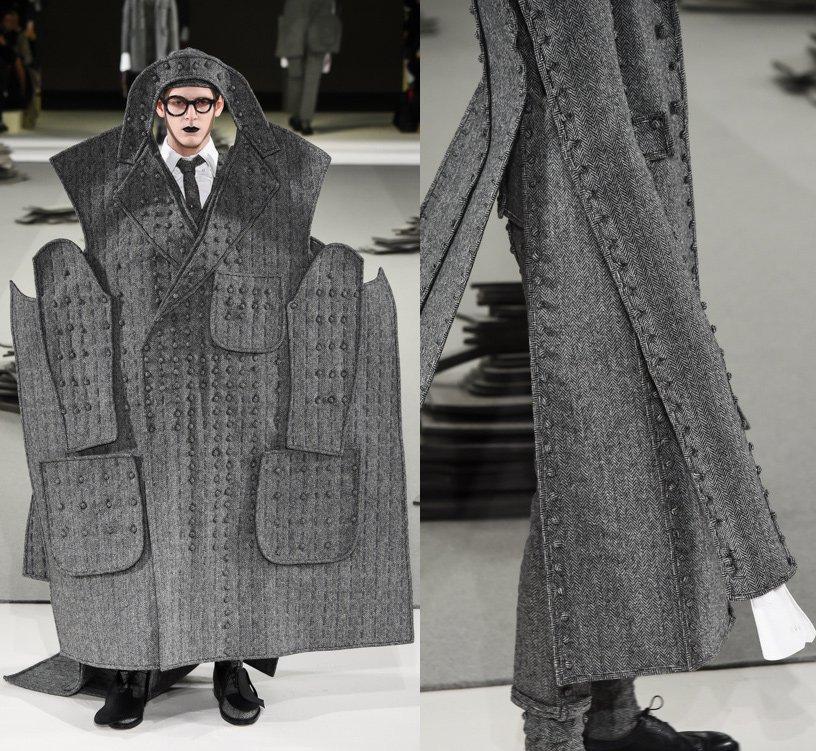 トム ブラウン 17年秋冬メンズコレクションレポート - 難解な洋服から見るテーラードの美 fash…