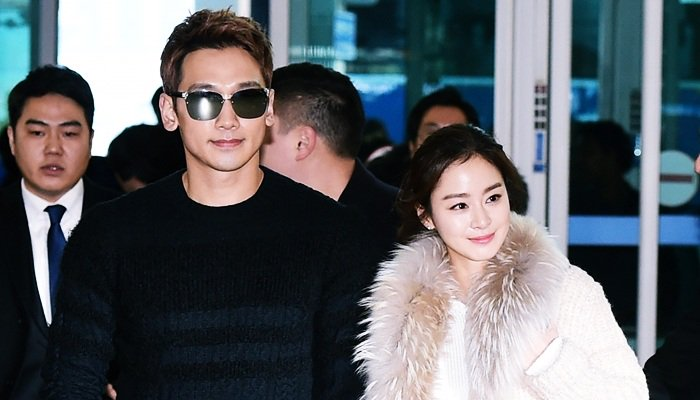 This Is What Kim Tae Hee And Rain's Wedding Rings Look Like ➜ Checkout...