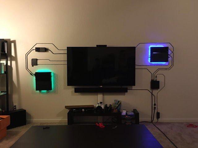 Instead of hiding cables: https://t.co/Ji3Hyn6o9H