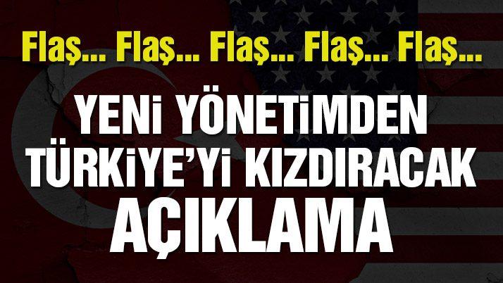 FLAŞ! ABD'den Türkiye'yi çok kızdıracak açıklama! https://t.co/6xulmP0bZu https://t.co/oVvkFY719B