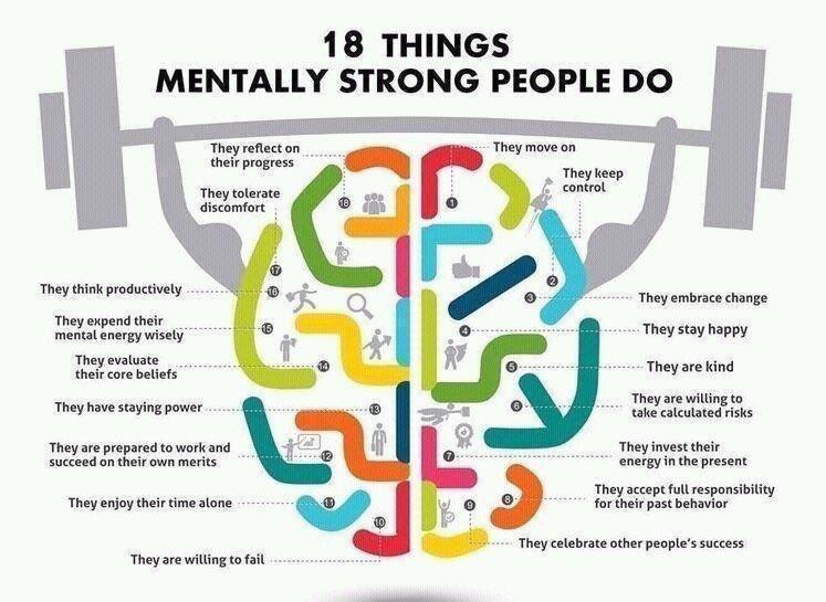 #Infographie  Les 18 secrets pour réussir grâce à un super mental !  #RH #HR #coaching  #Happiness   #marketing v/ @BadeRajasekhar<br>http://pic.twitter.com/jtj3nuzypJ