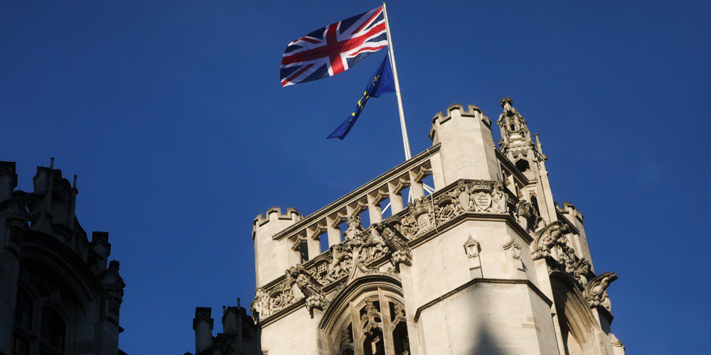 Tuesday's Brexit ruling by the Supreme Court is unlikely to end Theres...