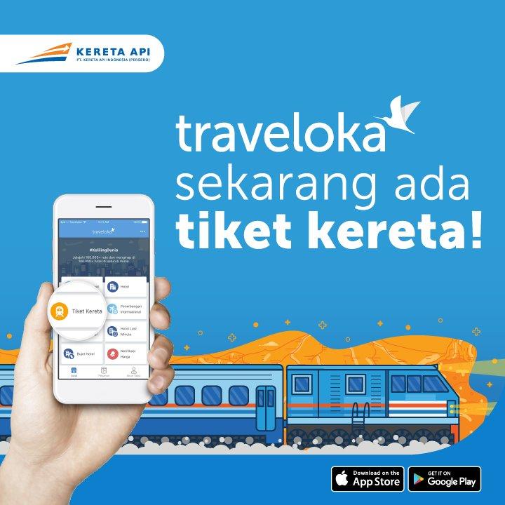 Kereta Api Indonesia On Twitter Sahabatkai Pesan Tiket Kereta