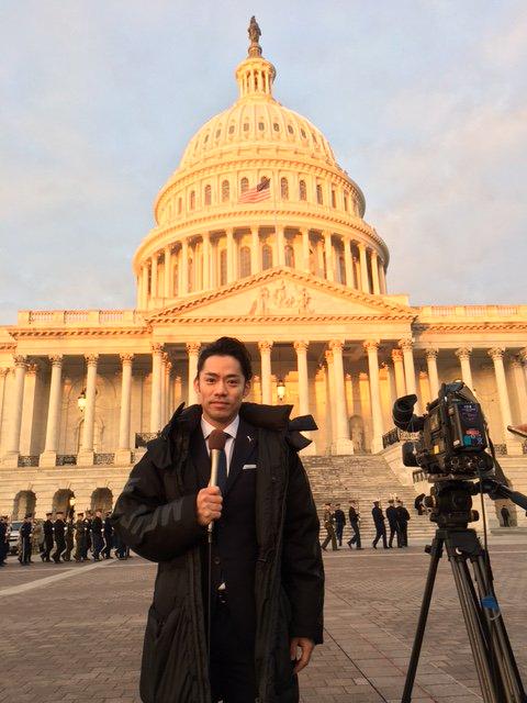 こんにちは。 今週木曜日は髙橋大輔キャスターの出演日です。 今回は、初めてアメリカ取材。 世界が注目…