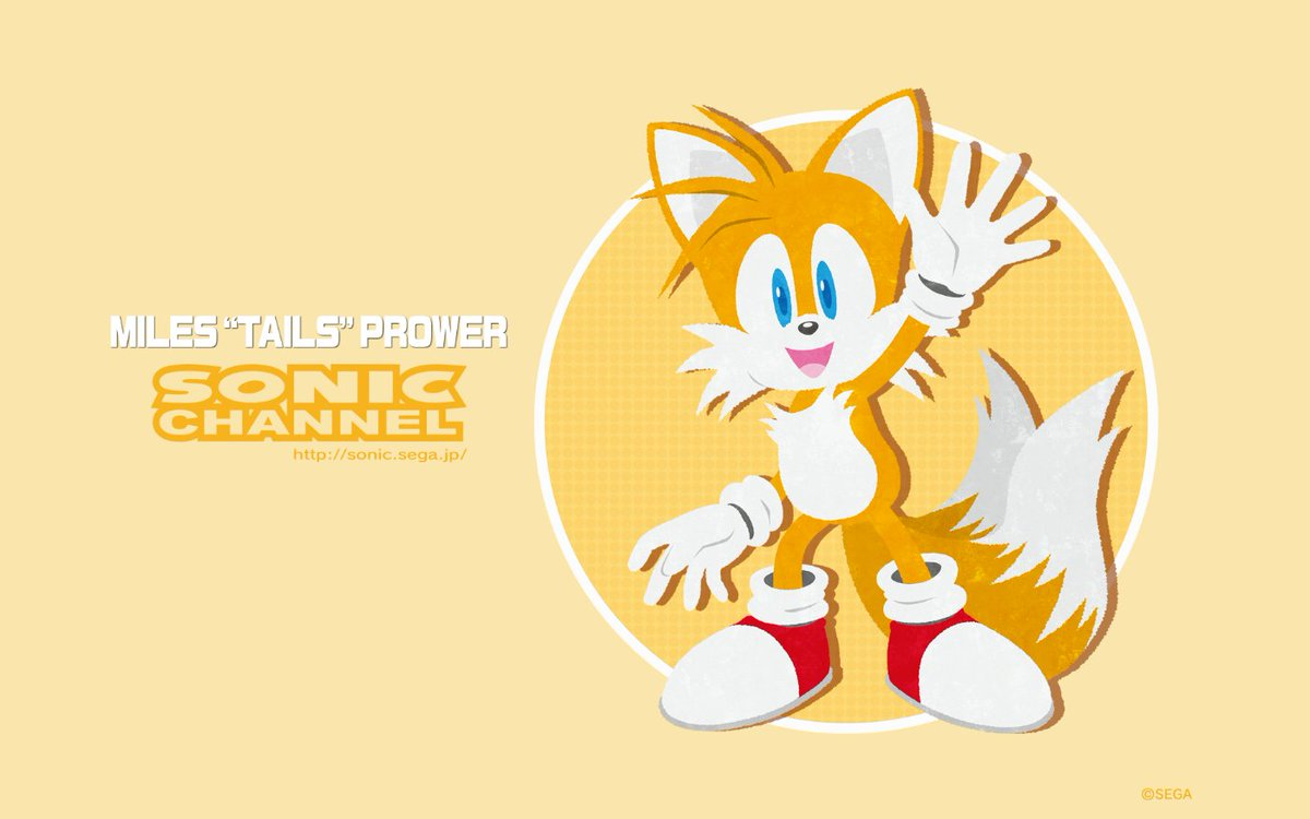 Tails Channel Sonic News Updates On Twitter Recently Sonic