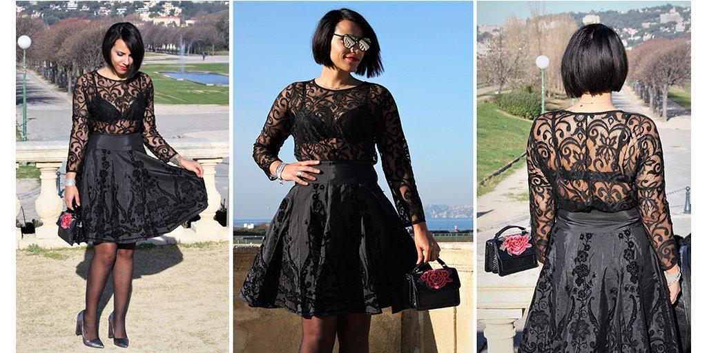 Les dentelles de @SabrinaDeteve  #Fashionblogger #Fashionblog #Blogueusemode #Bloggerlife #Blogger #Blog /  http://www. wearethemodels.co  &nbsp;   <br>http://pic.twitter.com/mAGEMWbYYg